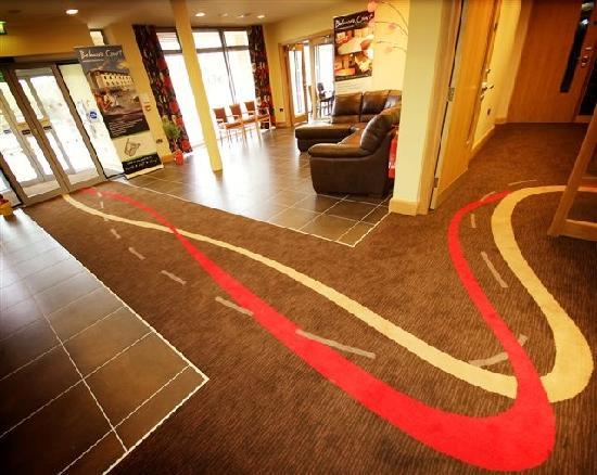 Belmore Court Motel: Belmore Court Foyer