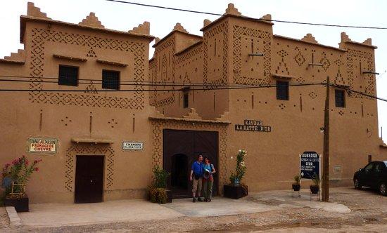 Auberge Kasbah la Datte d'Or Chez Abdellatif: Exterior front