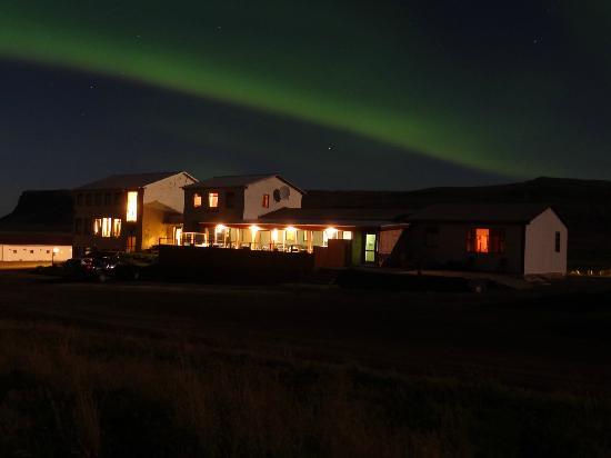 Breidavik Guesthouse: Mid-September 2011 - Northern Lights 1