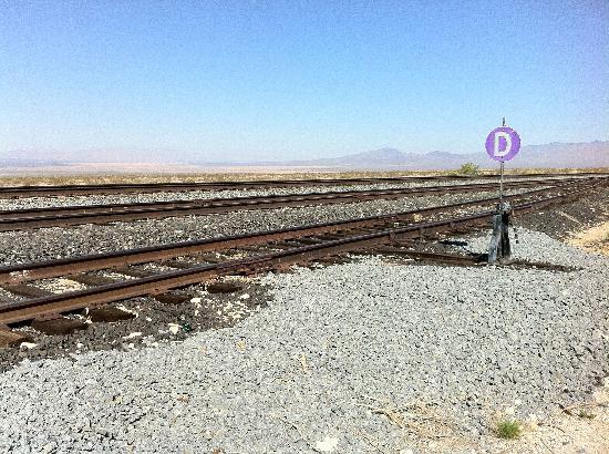 Hotel Nipton: Railway