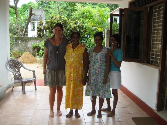 Charlot Home Stay: Charlot & Family