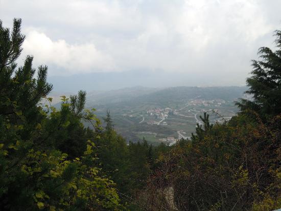 Castelpetroso, Italia: veduta esterna