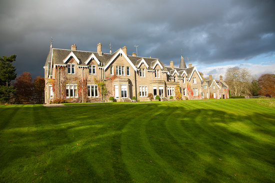 Ballathie House Hotel: November Daylight