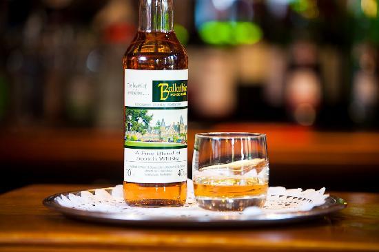 Ballathie House Hotel: Ballathie Whisky