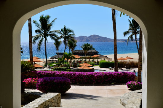 Casa del Mar Golf Resort & Spa: Takes your breath away every time you walk in.