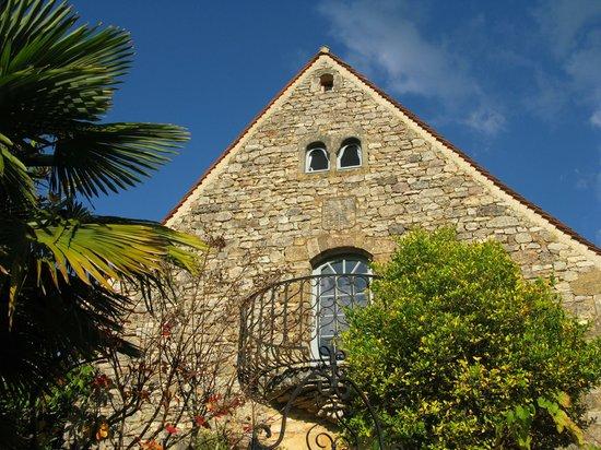 Chateau de Beynac: maisonnée