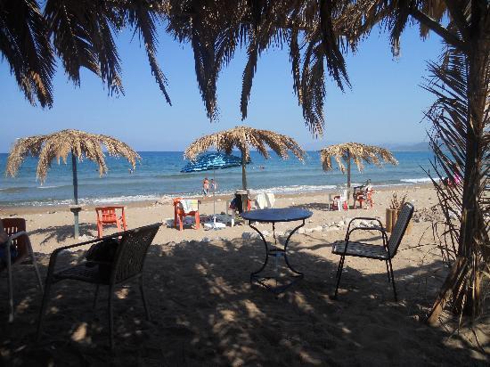 Hotel Akrogiali : Ακτή κοντά στο Καλό Νερό