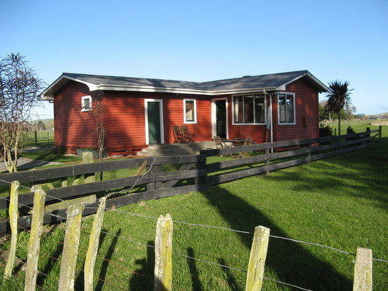 Ludlow Farmstay: Old Shearers Quarters