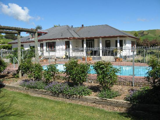 Ludlow farmstay 2018 prices reviews otane new zealand photos of ranch tripadvisor for Ludlow hotels with swimming pool