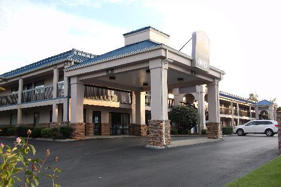 Best Western Chaffin Inn: Motel