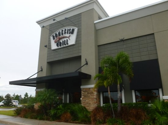 Hi there and welcome to Bonefish Grill - your local seafood destination in Orlando! Our private dining option offers the best of both worlds ҉ intimate, casual dining with a unique, big city 2kins4.cfon: W Sand Lake Rd, Orlando, , FL.