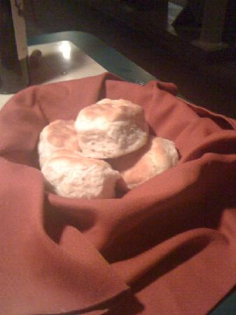 The Steele Pig: Biscuits
