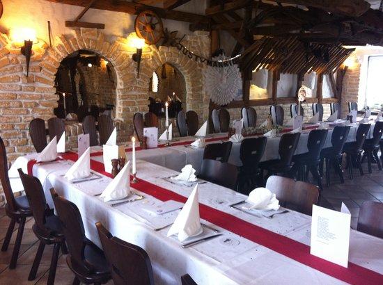 Hochzeitstisch Bild Von Steakhaus Angus Moers Tripadvisor