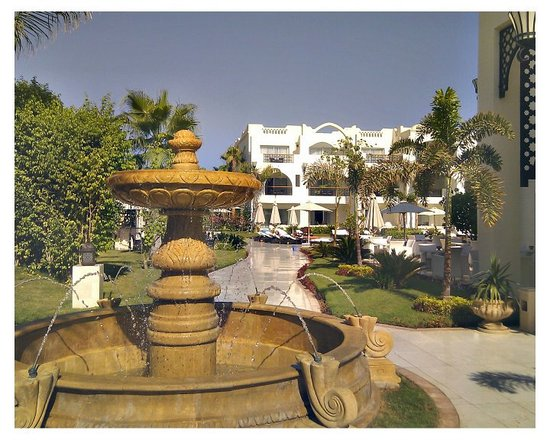 Le Royale Sharm El Sheikh, a: The hotel looks exactly like the pictures you see!