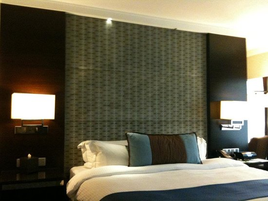 Holiday Inn Singapore Orchard City Centre: Spacious and newly renovated rooms