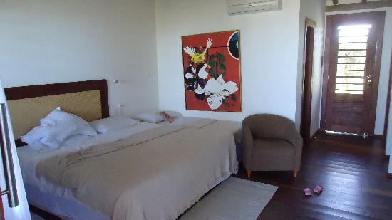 Hotel Vila Selvagem: chambre