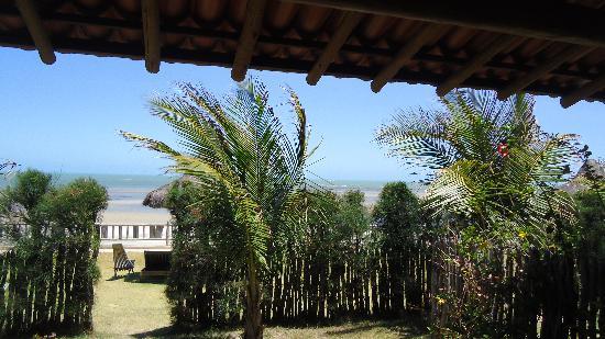 Hotel Vila Selvagem: vue de la chambre