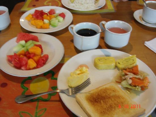 Yani Hotel: colazione