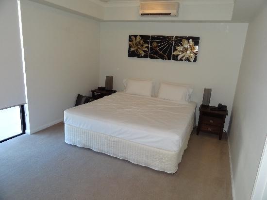 Elysium Apartments: Slaapkamer