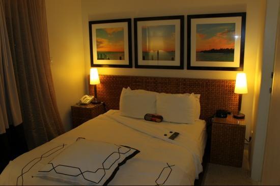 Santa Maria Suites: Schlafzimmer