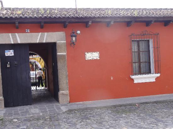 Hotel Posada San Pedro: Street view