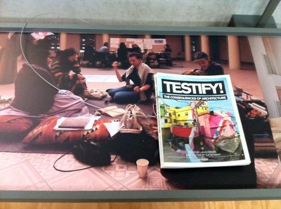 Het Nieuwe Instituut: testify- great book