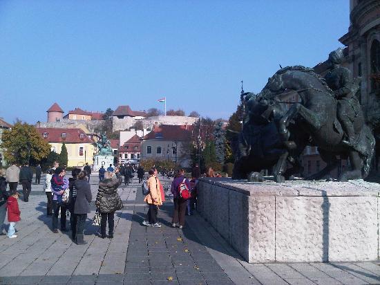 Offi Ház : historical town