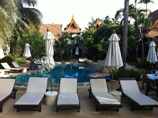 Thai House Beach Resort: pool