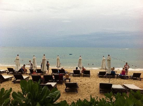 Thai House Beach Resort: beach