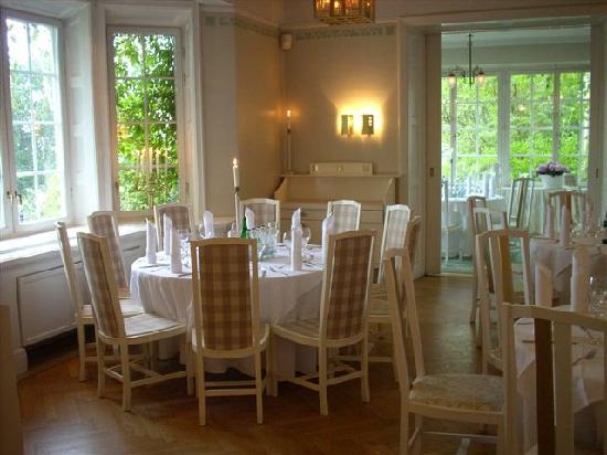 Hotel Villa Soderas: sala colazioni