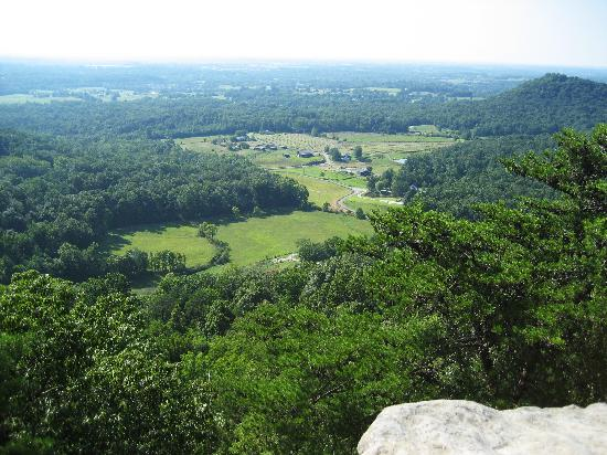 Berea, KY: Indian Fort Mountain
