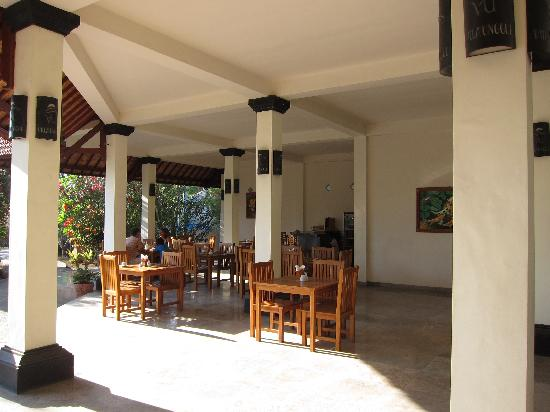 Villa Unggul: Breakfast included!