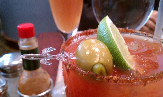 Acadiana: On Sundays, the $29 3-course brunch comes with $1 Bloody Marys.