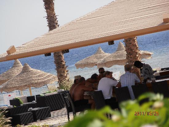 บารอนรีสอร์ท ซาร์มอัลชีค: Beach Bar