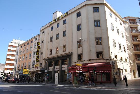 Hotel Pedro Torres: Nuestro hotel en pleno centro de Cuenca