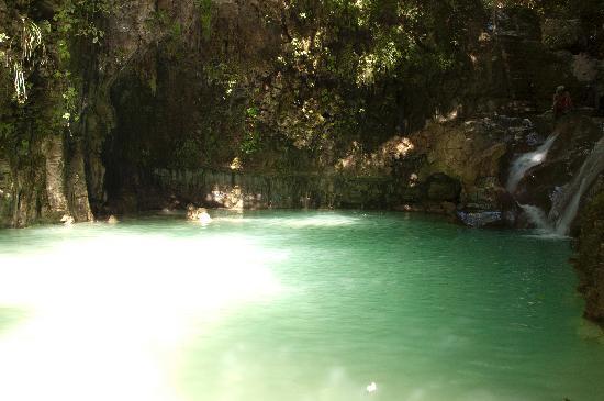 Damajaqua Cascades (27 Waterfalls): Primer nivel