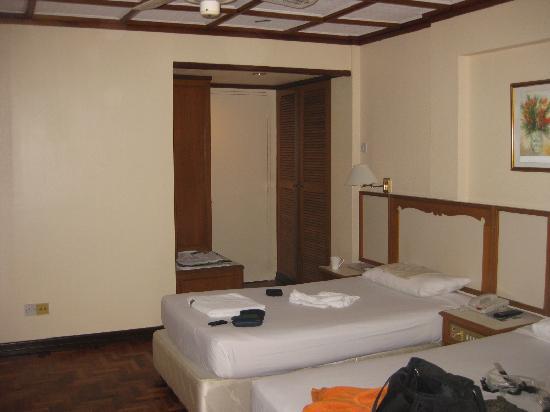 Berjaya Tioman Resort - Malaysia: Ansicht eines Superior-Zimmers