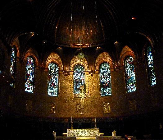Trinity Church Chancel