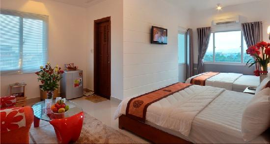 Hanh Dat Hotel Hue: twin rooms