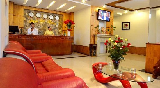Hanh Dat Hotel Hue: lobby