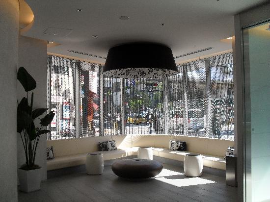 Fraser Residence Nankai Osaka : Reception area