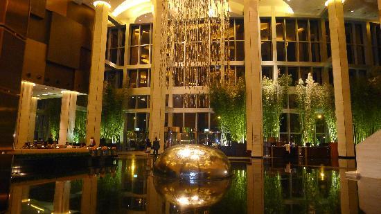 澳门君悦酒店: Lobby