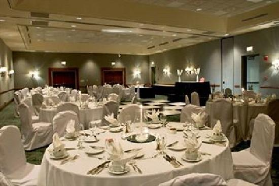 Springfield Hotel and Suites: ballroom