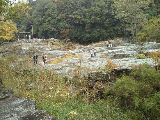 Nagatoro-machi, Japan: 岩畳を見よう