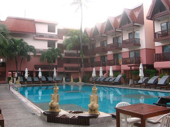 Seaview Patong Hotel: The hotel