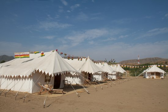 Royal Camp Pushkar