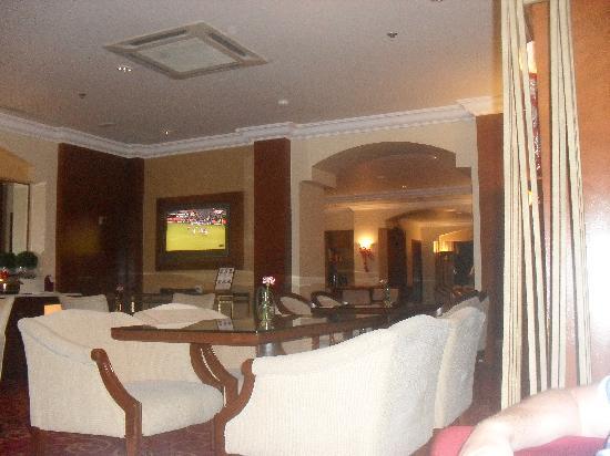 Sheraton Imperial Kuala Lumpur Hotel: Club Lounge