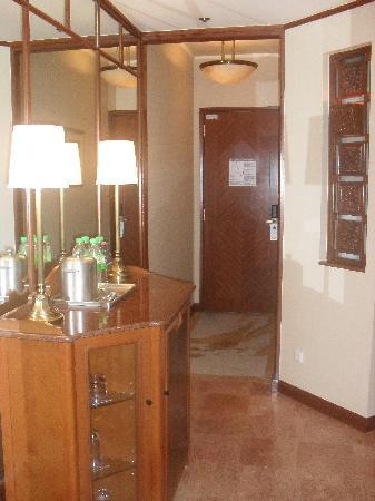 Sheraton Imperial Kuala Lumpur Hotel: Club Room entrance