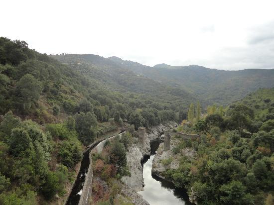 Chemins de fer de Corse : et un autre paysage