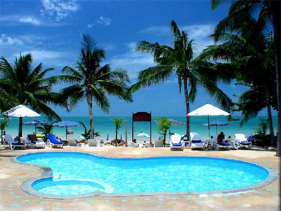 Seascape Beach Resort Updated 2017 Hotel Reviews Price Comparison Ko Samui Chaweng